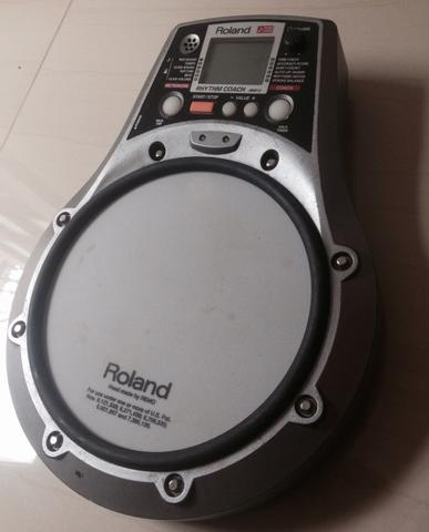 Roland RMP5 + fonte - Foto 3