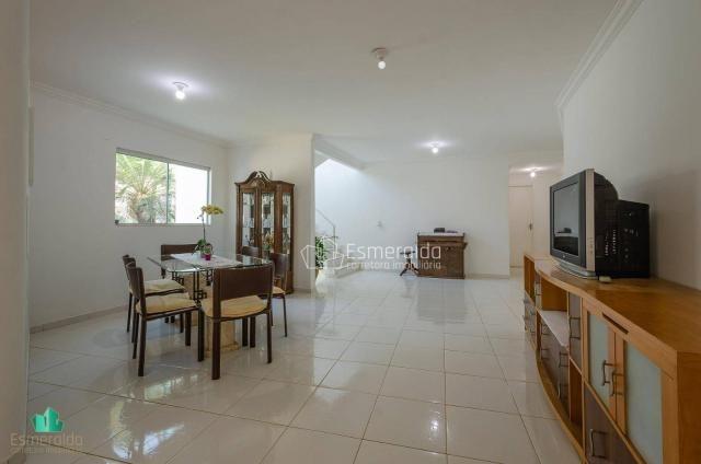Casa com 5 suítes em condomínio. aceita permuta por apartamento. linda vista para um vale  - Foto 7
