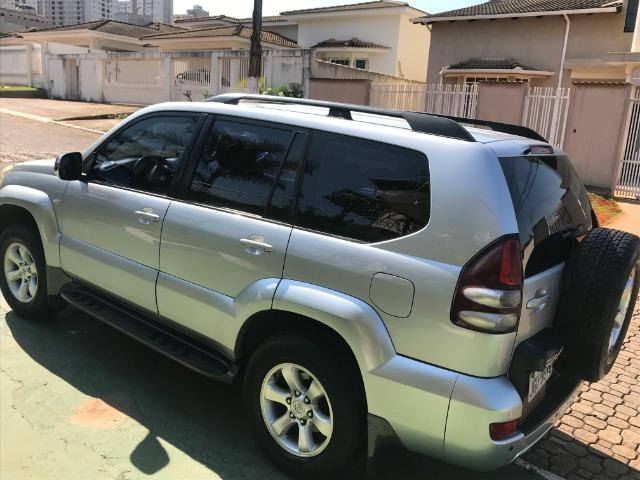 Toyota Prado 8 lugares, Só DF, conservadíssima, completa e revisada - Foto 5