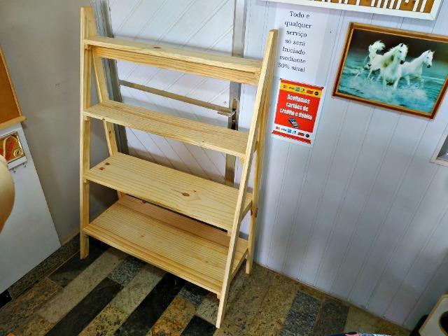 Estante estilo Escada - Foto 5