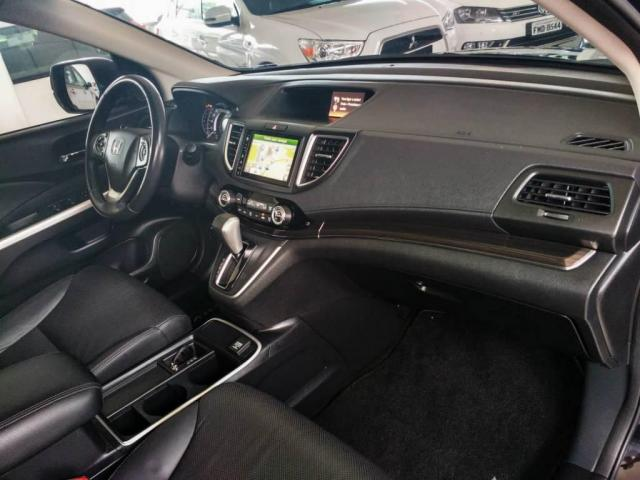 Honda CRV EXL 2.0 4X4 FLEX AUTOMÁTICA  - Foto 14