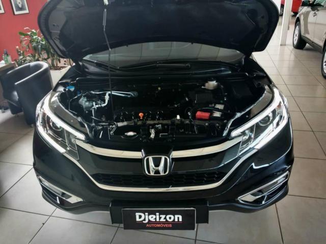 Honda CRV EXL 2.0 4X4 FLEX AUTOMÁTICA  - Foto 11