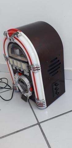 Mini Jukebox Retrô - Foto 4