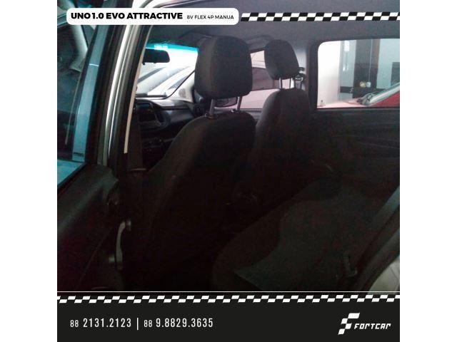 UNO 1.0 EVO ATTRACTIVE 8V FLEX 4P MANUAL - Foto 6