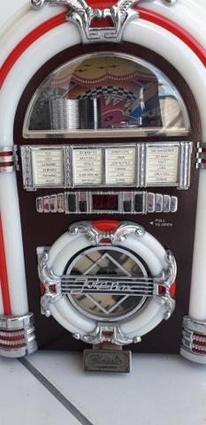 Mini Jukebox Retrô - Foto 6