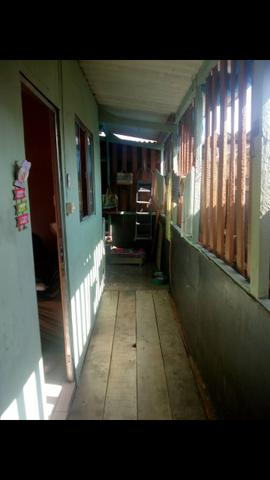 Troco barraco cadastrado no primeiro beco da vila esperança em apartamento - Foto 2