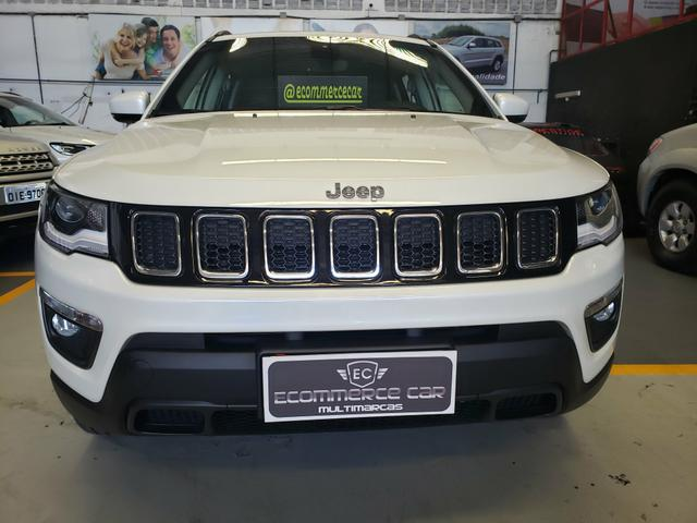 Jeep Compass 2019 blindado DIESEL
