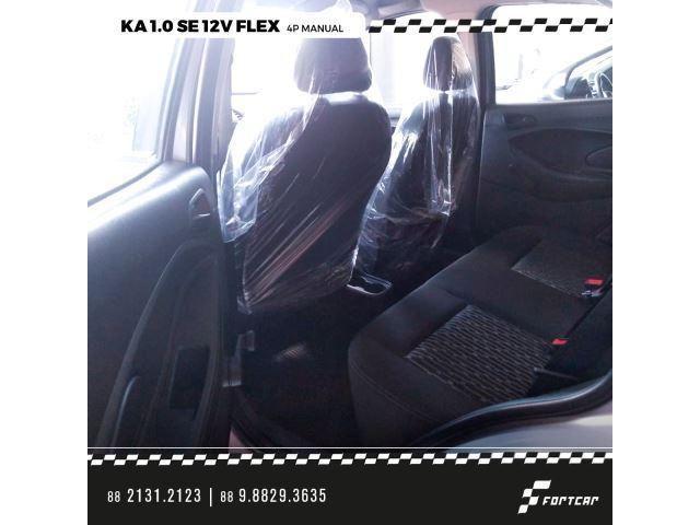 KA 1.0 SE 12V FLEX 4P MANUAL - Foto 6