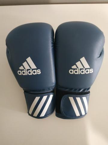 Kit de Boxe com Luva Adidas - Foto 4
