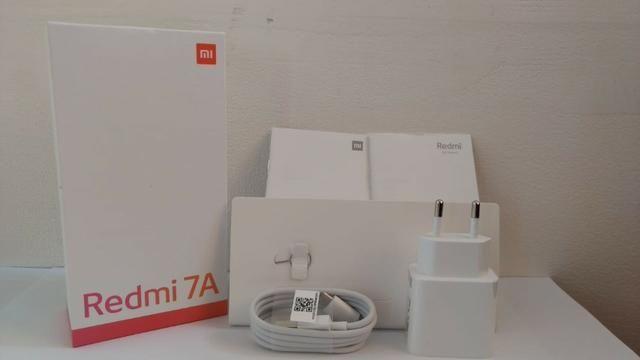 Celular Smartphone Xiaomi Redmi 7a 16gb 2gb Ram V.global - Foto 5