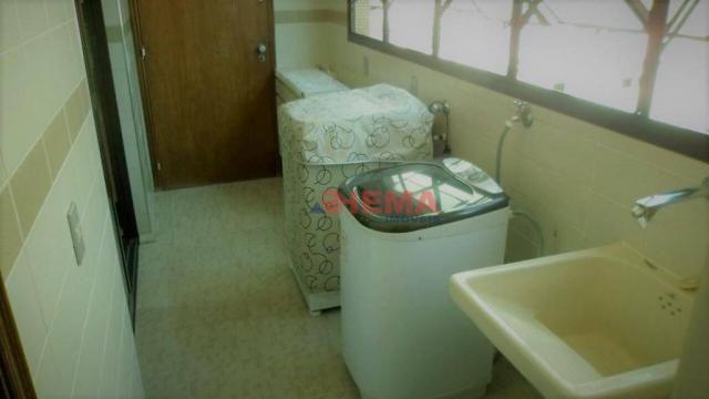 Apartamento com 3 dormitórios à venda, 180 m² por R$ 925.000,00 - Gonzaga - Santos/SP - Foto 7