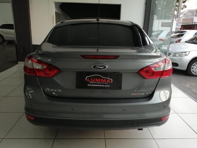 Focus sedan titanium plus 2.0 flex automatico/completo!!!!! - Foto 14
