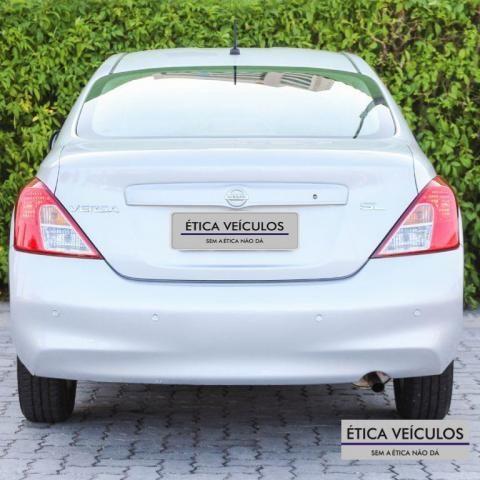 VERSA SL 1.6 16V Flex Fuel 4p Mec. - Foto 4