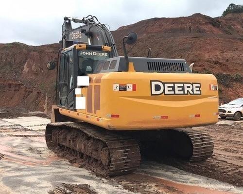 Escavadeira 210G LC John Deere - 17/18 - Foto 5