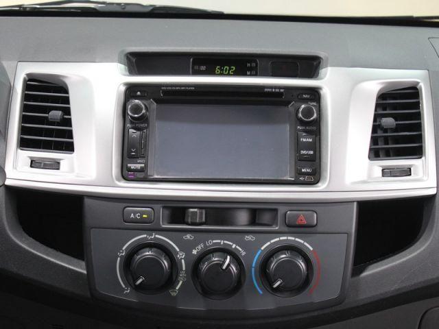 Hilux CD SR 4x2 2.7 16V/2.7 Flex Aut. - Foto 10