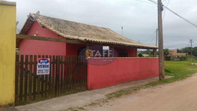 OLV-Casa com 2 quartos em Unamar- Cabo Frio à venda CA1016