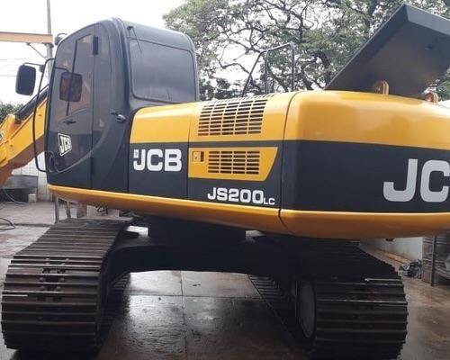 Escavadeira JS200 LC JCB - 11/11 - Foto 4