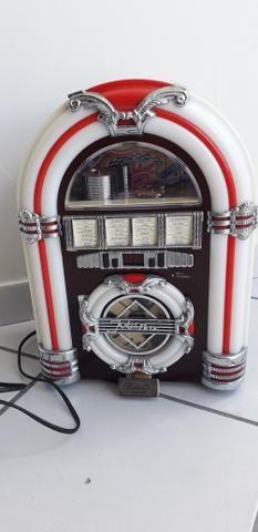 Mini Jukebox Retrô - Foto 2