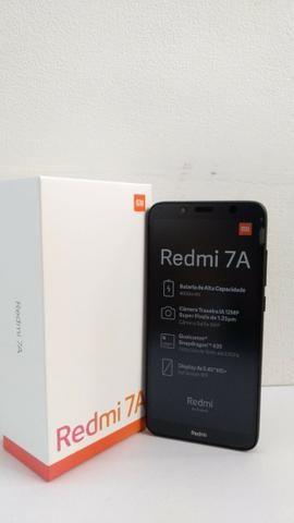 Celular Smartphone Xiaomi Redmi 7a 16gb 2gb Ram V.global - Foto 3