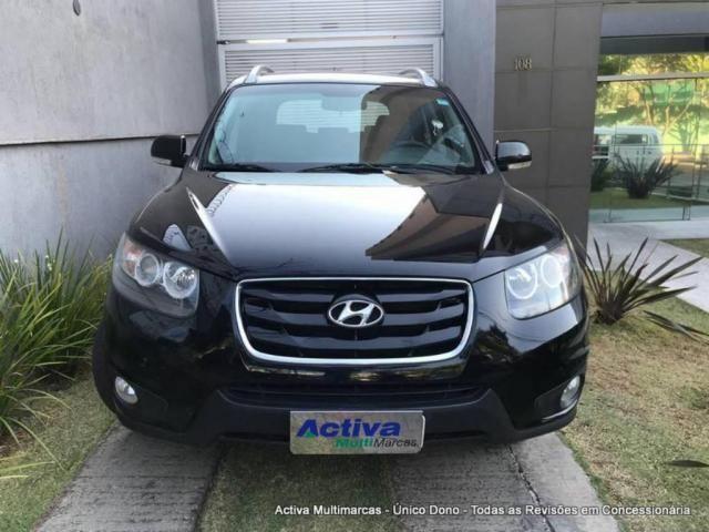 Hyundai Santa Fé 3.5 MPFI V6 24V 285CV GASOLINA 4P AUTOMÁTICO - Foto 14