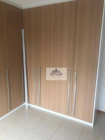 Excelente Apartamento na Mariz e Barros 272 em Icaraí no Condomínio Calle Veronna, com arm - Foto 15