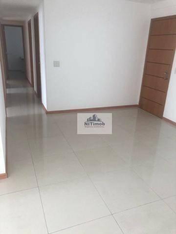 Excelente Apartamento na Mariz e Barros 272 em Icaraí no Condomínio Calle Veronna, com arm - Foto 20