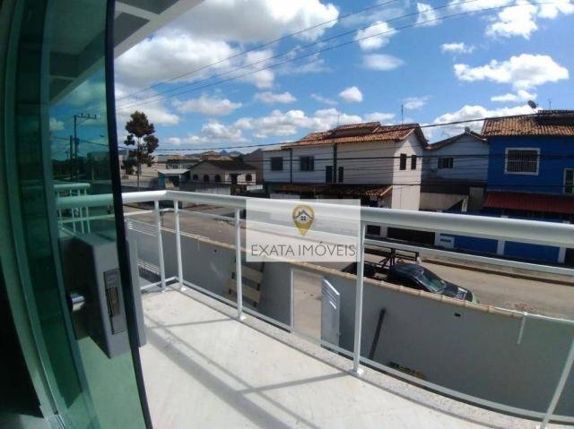 Apartamento 2 quartos com suíte, baixo condomínio e próximo a rodovia, Recreio/Ouro Verde - Foto 4