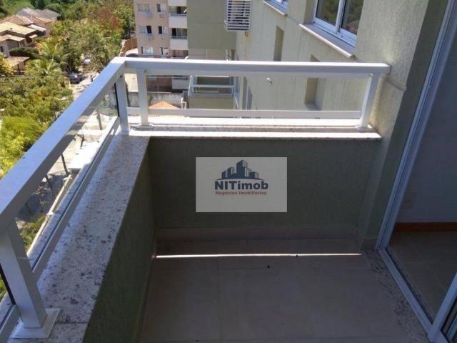 Ótimo apartamento no Condomínio Portal do Verde em Pendotiba na Estrada Caetano Monteiro 4 - Foto 6