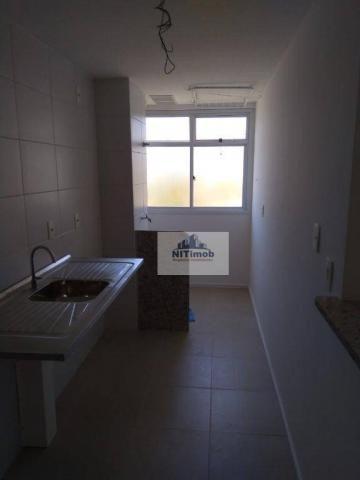 Ótimo apartamento no Condomínio Portal do Verde em Pendotiba na Estrada Caetano Monteiro 4