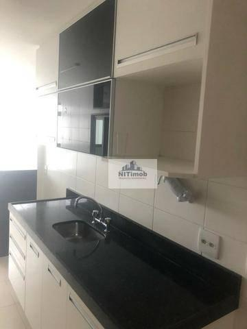 Excelente Apartamento na Mariz e Barros 272 em Icaraí no Condomínio Calle Veronna, com arm - Foto 11