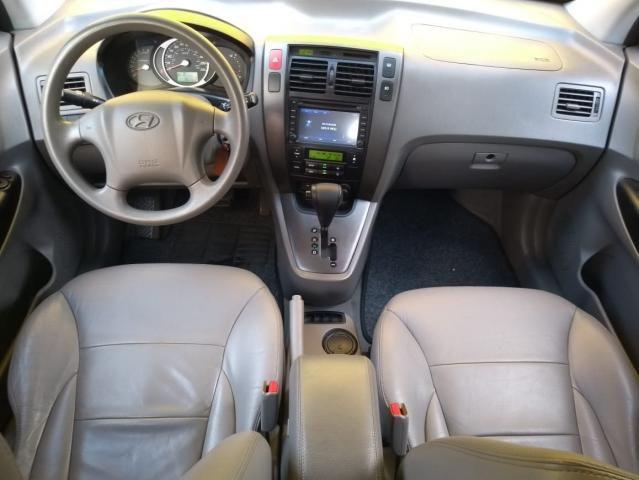 TUCSON 2014/2015 2.0 MPFI GLS 16V 143CV 2WD FLEX 4P AUTOMÁTICO - Foto 9