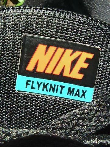 Tenis Nike Air MAX flyknit, 39 vs Mizuno corrida - Foto 2