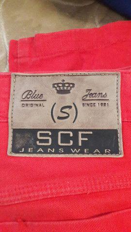 Calça masculina skini  - Foto 6