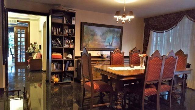 Sobrado com 5 dormitórios à venda, 470 m² por R$ 1.900.000,00 - Lago dos Cisnes - Foz do I - Foto 8