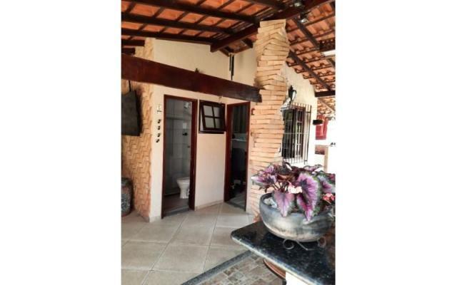Excelente Casa em Itaipuaçu Mobiliada c/ 3Qtos (1 suíte), com piscina e churrasqueira. - Foto 14