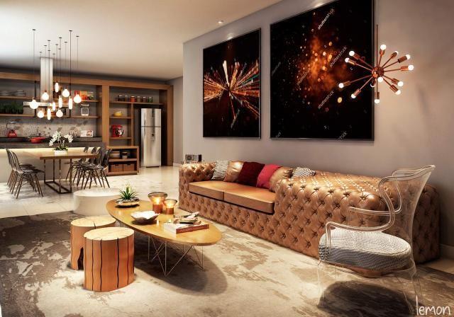 Apartamento em Vila Galvão, com 2 quartos, sendo 1 suíte e área útil de 55 m² - Foto 2