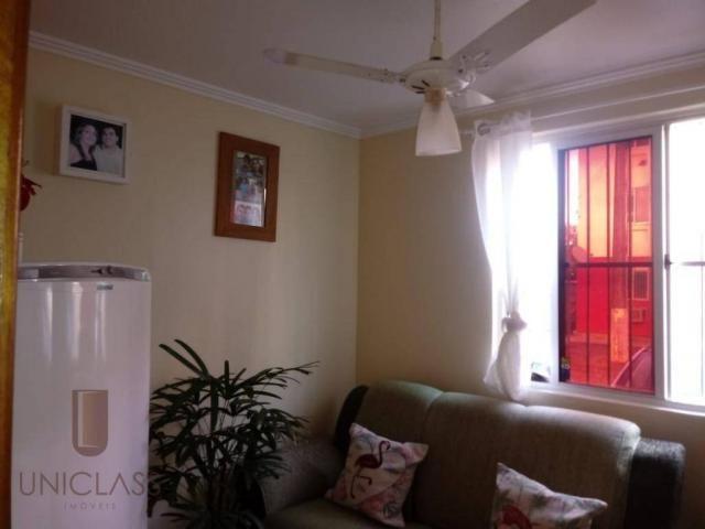 Apartamento com 2 dormitórios à venda, 38 m²- Pasqualini - Sapucaia do Sul/RS - Foto 14