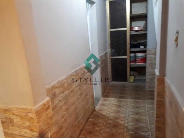 Casa de vila à venda com 3 dormitórios em Cachambi, Rio de janeiro cod:M71238 - Foto 3