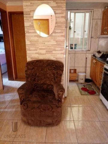 Apartamento com 2 dormitórios à venda, 38 m²- Pasqualini - Sapucaia do Sul/RS - Foto 16
