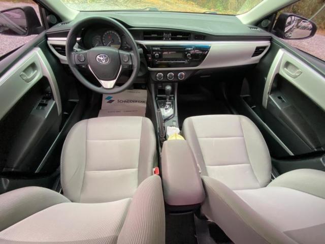 Toyota Corolla GLI 18 CVT - Foto 10