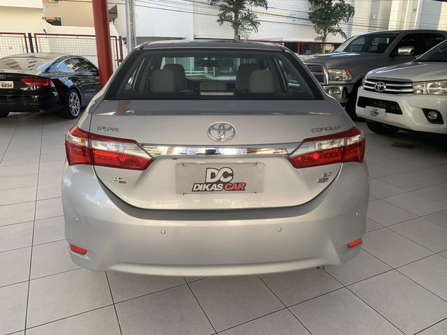 Toyota corolla xei 2.0 flex aut. 2015 prata - Foto 6