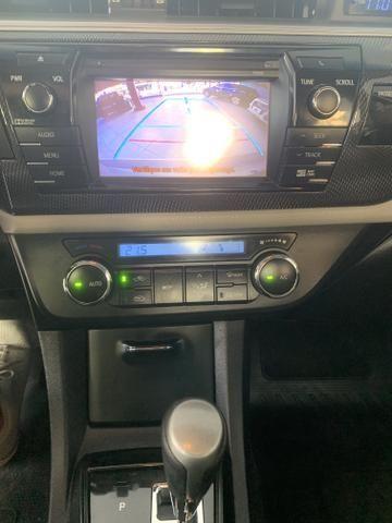 Toyota corolla xei 2.0 flex aut. 2015 prata - Foto 11