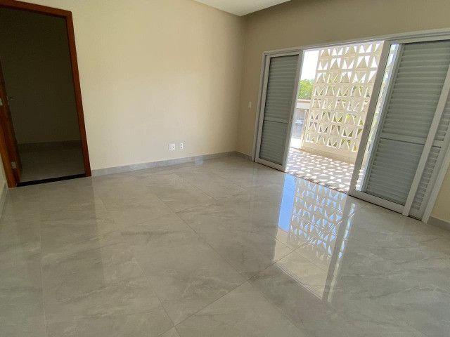Lindo sobrado de 4 suítes no condomínio Alphaville Goiás - Foto 18