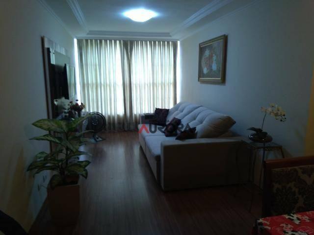 Apartamento Res. Castelo Branco II com 3 dormitórios à venda, 90 m² por R$ 185.000 - Cháca - Foto 7