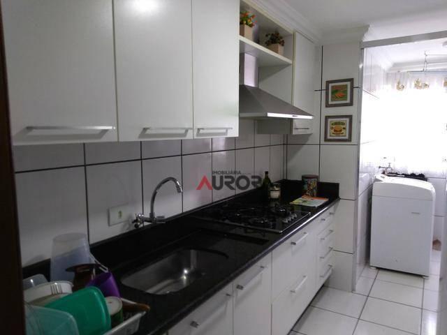 Apartamento Res. Castelo Branco II com 3 dormitórios à venda, 90 m² por R$ 185.000 - Cháca - Foto 4