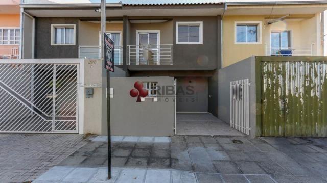 Casa à venda com 2 dormitórios em Vitória régia, Curitiba cod:10634 - Foto 2
