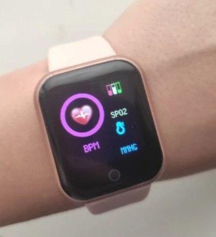 Relógio Inteligente Smartwatch D20 - Foto 3