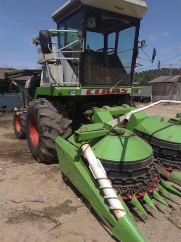 Forrageira Claas - Foto 3