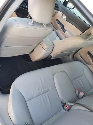 Honda Civic 2015 LXR Flex Branco - Completo - Foto 4