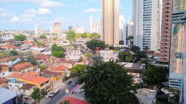 Flat com 1 dormitório para alugar, 38 m² - Poço - Recife/PE - Foto 18